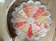 Pattern from Moda Bake Shop, fabrics from Fig Tree Quilts (Moda)