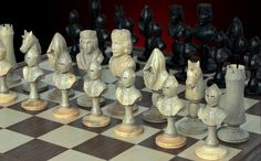 """Шахматы """"Рыцари"""" Russian To English - Chess Knights"""