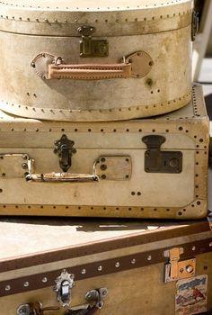 ✿❀  Vintage luggage ✿❀