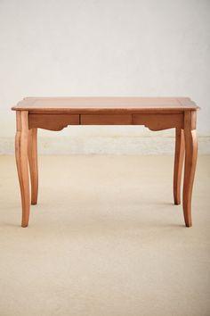 Copper-Toned Writing Desk - Anthropologie.com