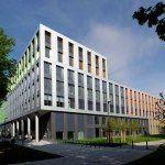 Smarthouse in München - Architekturobjekte Multi Story Building, Madrid, Luxury Hotels, Acoustic