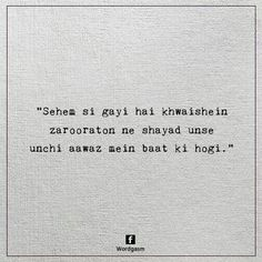 What are the some of the best shayaris on life? Poet Quotes, Shyari Quotes, Love Quotes Poetry, Hindi Quotes On Life, Mixed Feelings Quotes, True Quotes, Words Quotes, Qoutes, Teenage Love Quotes