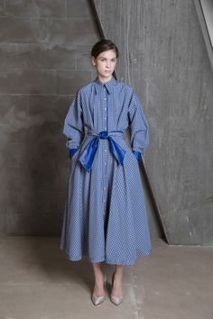 Vika Gazinskaya Fall 2017 Ready-to-Wear Fashion Show Collection