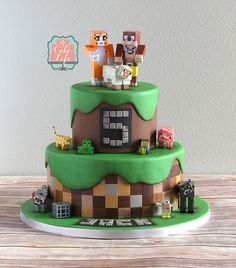CAKESPIRATION: 25 Minecraft cakes to build