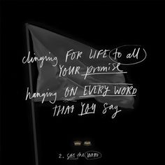 Hillsong UNITED 'Say The Word'