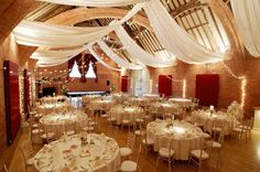 wedding ceremony brick wall | Nottinghamshire Weddings and Civil ceremony venue Thoresby Riding Hall