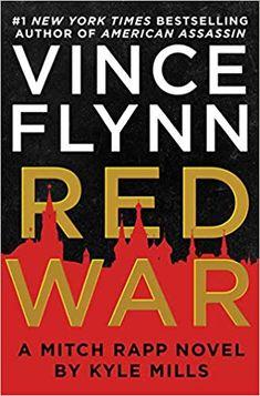 DOWNLOAD PDF Red War A Mitch Rapp Novel Free Epub MOBI