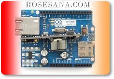 2R Hardware & Electronics: Arduino Ethernet Shield Rev3 WITH PoE Module