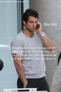 "Henry Cavill Candid, Vancouver 2011~ ""Hey Girl..."" 
