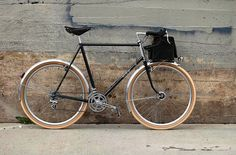 Randonneur Project by mapcycles, via Flickr