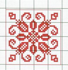 Toca do tricot e crochet Small Cross Stitch, Cross Stitch Borders, Cross Stitch Samplers, Cross Stitch Charts, Cross Stitching, Cross Stitch Embroidery, Cross Stitch Patterns, Knitting Charts, Loom Patterns
