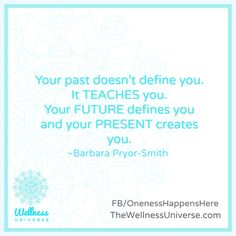 The #Wellness Universe #Quote of the Day by Barbara Pryor-Smith #WUVIP #Balance #Wisdom  www.TheWellnessUniverse.com