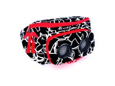 TECHNINE X - jammypack! portable fanny pack with speakers