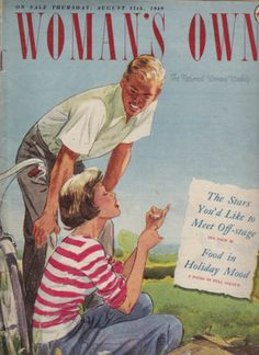 Woman's Own magazine from 11th August 1949