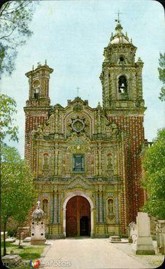 Fotos de Acatepec, Puebla, México: Iglesia de San Francisco Acatepec