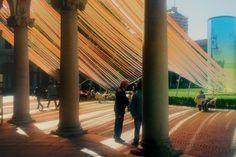 #statalemilano #designweek #fuorisalone #milano #milan #instamilano #instamilan #instaitalia #instaitaly #igersitalia #igersitaly #igersmilano #igersmilan #ig_Milano #ig_Milan #visitmilan #architecturelovers #architecture #milanocityofficial #milanodavedere #loves_Milano #university #citylife #urbanlife #students #colorful #light #installation #art #latergram by vivianedanglars