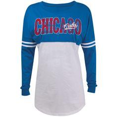 a11b322cc9c Chicago Cubs Long Sleeve T-Shirt  ChicagoCubs  Cubs  FlyTheW  MLB