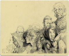 Illustrator & Artist: WESLEY BURT