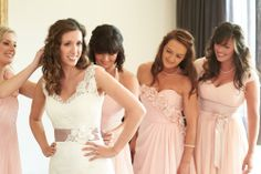 Wedding Hair - Italy Wedding  http://caratsandcake.com/nataliaandkevin