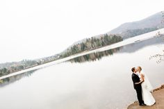 quintessence wedding mont-tremblant photo by bartek and magda, monique Lhullier, One Fine Day, Time Of The Year, Wedding Events, Gallery, Classic, Summer, Pictures, Photography, Travel