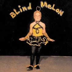 the bee girl from Blind Melon's No Rain video - she was so awesome in this video!
