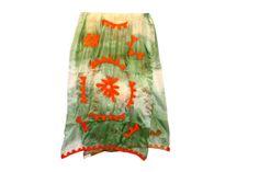 SS12 Petroglyphs Silk Scarves, Tie Dye Skirt, Wool, Elegant, Skirts, Collection, Fashion, Classy, Moda
