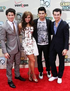 joe get your hands off your mine nick and kevin your fine and demi dont even think about it