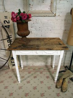 Painted Cottage Chic Shabby One of A Kind by paintedcottages, $195.00