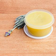 DIY Warming Rub For Sore Muscles: After a long day or a hard workout, soothe sore muscles with an all-natural rub that gently warms and releases muscle tension.