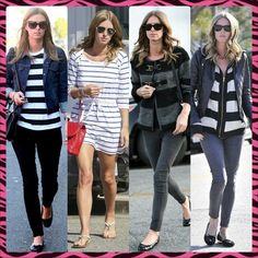 NICKY HILTON STRIPE OBSESSION2∞ #nickyhilton #stripes #sunglasses #accesories #black #red #yellow #blue #bags #denim #boots #shoes #heels #christianlouboutins #love #instalove #fashion #style #instastyle #instafashion #stylish #glamour #glamourous #outfit #nofilter #celebrity #streetfashion #streetstyle #blonde #instablonde... - Celebrity Fashion