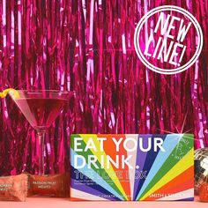 The perfect gift! Alcoholic gummies. 🍸 Like a #WillyWonka for adults, @smithandsinclair are cocktail innovators with a confectionery twist, always creating new ways to enjoy your favorite drink! . . . A portion of proceeds from this special edition box go to @itgetsbetter Love wins! . #eatyourdrink #alcoholgummies #cocktailgummies #cocktailsofinstagram #happyhour #craftcocktails #🍹 #mojito #margarita #maitai #pinacolada #gandt #fancycocktails #whiskeysmash #tequilasunrise #aperolspritz… Whiskey Smash, Tequila Sunrise, Mai Tai, Willy Wonka, Craft Cocktails, Pina Colada, Confectionery, Mojito, Margarita