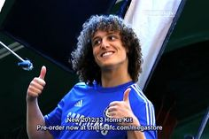Wow - You can order David Luiz for Christmas now!!