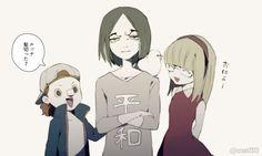 One Piece, Lucci, Kaku, Kalifa