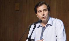 Rodrigo Maia fez promessas opostas ao PSDB e ao PCdoB