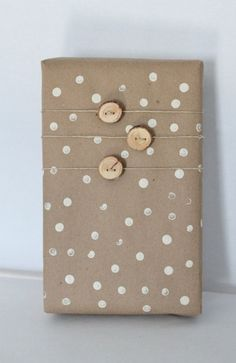creativebox: 24 days of DIY christmas - Packaging regali