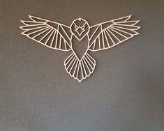 Geometric Quilt, Geometric Drawing, Geometric Wall Art, Origami Bookmark Corner, String Art Templates, 3d Pen, Leg Tattoos, Metal Wall Art, Wall Design