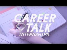 Career Talk with Michelle Phan feat. The Intern Queen! Get your basic startup for advancing in your career pathways with this detailed and quick video!
