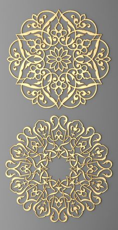 Rosette Round Molding set Model available on Turbo Squid, the world's leading provider of digital models for visualization, films, television, and games. Stencil Patterns, Pattern Art, Motifs Islamiques, Islamic Art Pattern, Arabic Pattern, Wood Carving Designs, 3d Max, Diy Home Crafts, Rosettes