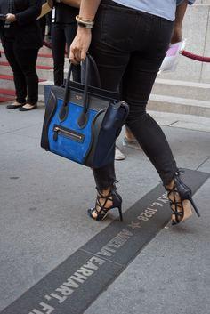 30ac6706f92 Celine Luggage Tote Celine Handbags, Celine Bag, Celine Luggage, Luggage  Bags, Walk