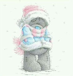 •́ᴥ•̀ Tatty •́ᴥ•̀   Tatty Teddy #winter