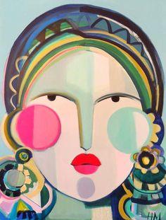 Hayley Mitchell - ArtisticMoods.com