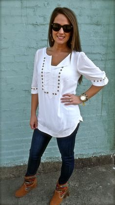 Love this outfit. :)