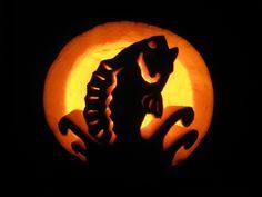 Clay's  Pumpkin Carving