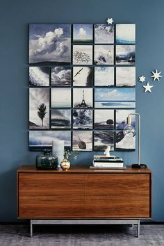 The Best 2019 Interior Design Trends - DIY Decoration Ideas Family Wall Decor, Family Room, Inspiration Wall, Picture Wall, Sweet Home, Gallery Wall, Room Decor, House Design, Interior Design