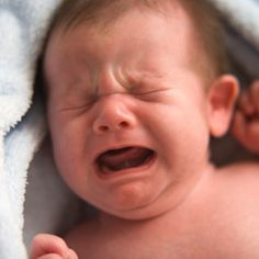 What Is Colic? Here's how to tell whether your baby is truly colicky or just going through a fussy phase by whattoexpect.com.