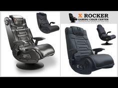 Best Gaming Chair - Best Price X Rocker Gaming Chair, Wireless
