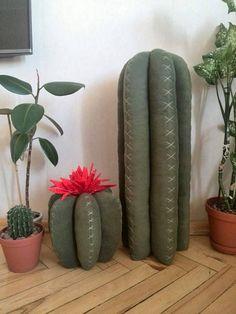 Cactus plush decorative Cactus pillow Decorative pillows Gift