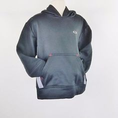 3c8466d249af Champion Boys Black Hoodie Size XS Pullover Sweatshirt Cool Hoodies