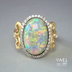 One reason the most commonly thought of opal type is white with pin-fire play-of-color is that this is the type of opal found at what is believed to be the oldest recorded and longest worked mine, located in present day Slovakia. It is this type of opal that steel-willed Roman Senator Nonius is said to have owned. Although no larger than a hazelnut, in its time it was worth enough to buy a couple of very nice villas, especially to Marc Antony who wanted greatly to purchase it as a gift for…