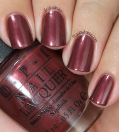 OPI - I Knead Sour Dough - San Francisco Fall 2013